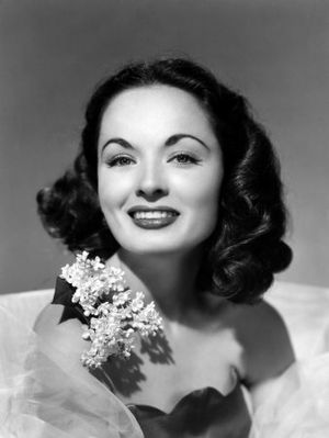 Ann Blyth - Blyth in 1952.