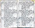 Subačiaus RKB 1827-1830 krikšto metrikų knyga 040.jpg