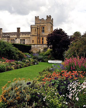 "Cotswolds - The ""Secret Garden"" at Sudeley Castle"
