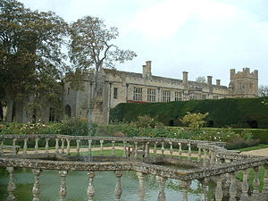 Sudeley Castle - The Queen's Gardens at Sudeley Castle