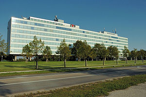 Maria Enzersdorf - EVN Group Headquarters