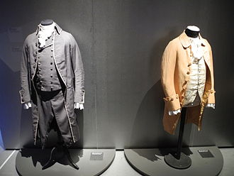 Barry Lyndon - Suits worn in Barry Lyndon