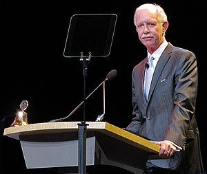 Chesley Sullenberger - Sullenberger at the LIONS World Convention 2010 in Sydney