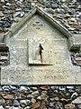 Sundial, The Church of St Peter ad Vincula, Broad Hinton - geograph.org.uk - 1437353.jpg