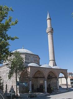 Sungurlu Place in Çorum, Turkey
