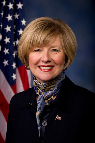 Indiana's congressional districts - Image: Susan Brooks, official portrait, 113th Congress