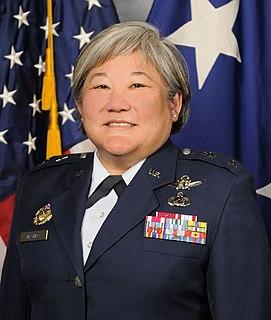 Susan K. Mashiko United States Air Force general