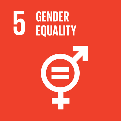 Sustainable Development Goal #5- Gender Equality Sustainable Development Goal 5.png