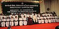Swearing-in Ceremony of the Council of Ministers headed by Dr. J. Jayalalithaa, as Chief Minister, in Chennai, Tamil Nadu on May 16, 2011.jpg