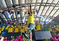 Sweden national under-21 football team celebrates in Kungsträdgården 2015-23.jpg