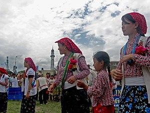 Sakela - 2008 Sakela Ubhauli in Tundikhel, Kathmandu, Nepal.