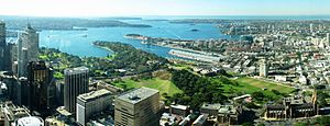 The Domain, Sydney - Image: Sydney Bay 1 ST 03
