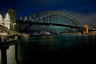 Architecture of Australia - Sydney Harbour Bridge