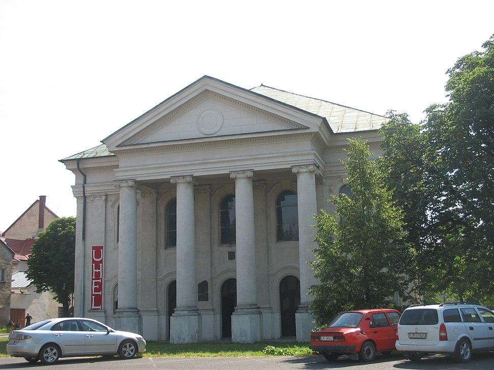 Synagogue LIPTOVSKY MIKULAS