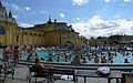 Szechenyi Baths and Pool Budapest 7.JPG