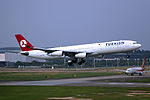 TC-JDN - Turkish Airlines - Airbus A340-313 - CAN (16607725529).jpg