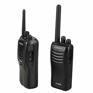 PMR446 - Kenwood TK3301 and TK3501 PMR446 radios
