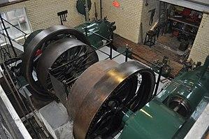 Cambridge Museum of Technology - TL4659 Cambridge Gas Engines