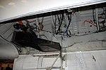 TSR2 forward main undercarriage bay, RAF Museum, Cosford. (13700086853).jpg