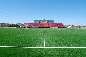 John Walker Soccer Complex - Image: TTU Women's Soccer Field