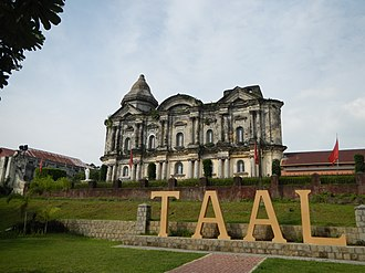 Taal, Batangas - The Heritage Town of Taal