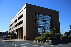 Tahara City Hall Atsumi Branch 20171202-01.jpg