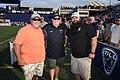 Tailgate Bayhawks Game Navy Marine Corps Memorial Stadium (29150242618).jpg