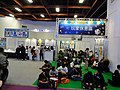 Taipei Game Show players' rest area 20170123.jpg