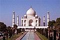 Taj Mahal, Agra, INDIA - panoramio.jpg