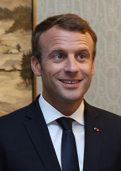 File:Tallinn Digital Summit.French President Emmanuel Macron (cropped).jpg