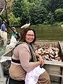 Tammy Duckworth with Asian carp hunters.jpg