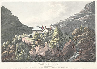 Tan-Yr-Allt, Caernarvonshire: Belonging To William A. Madocks, Esqr. M. P