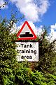 Tank training area at Bovington, Dorset.jpg