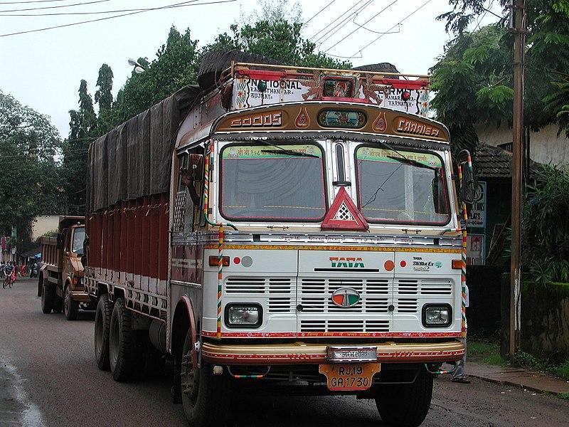 File:Tata Truck India.jpg