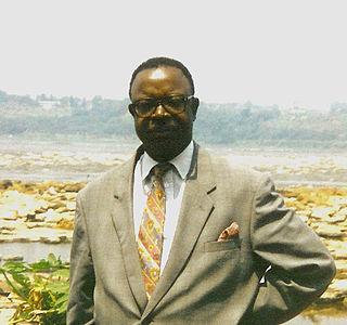 Jean-Baptiste Tati Loutard Republic of the Congo politician