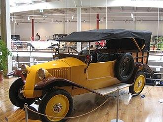 Tatra 12 - Tatra 12 Normandie