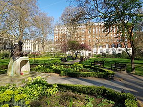 Image illustrative de l'article Tavistock Square