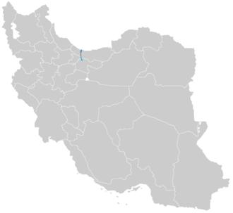 Tehran-Shomal Freeway - Image: Tehran Shomal
