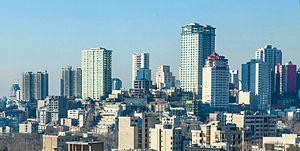 Tehran: Tehran from Qeytariyeh