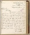 Telegram from Governor John W. Ellis of North Carolina Responding to Abraham Lincoln's Request for Troops - NARA - 3819354.jpg