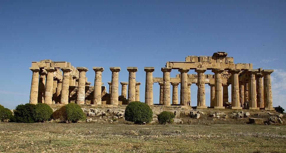 Temple E Selinunte914