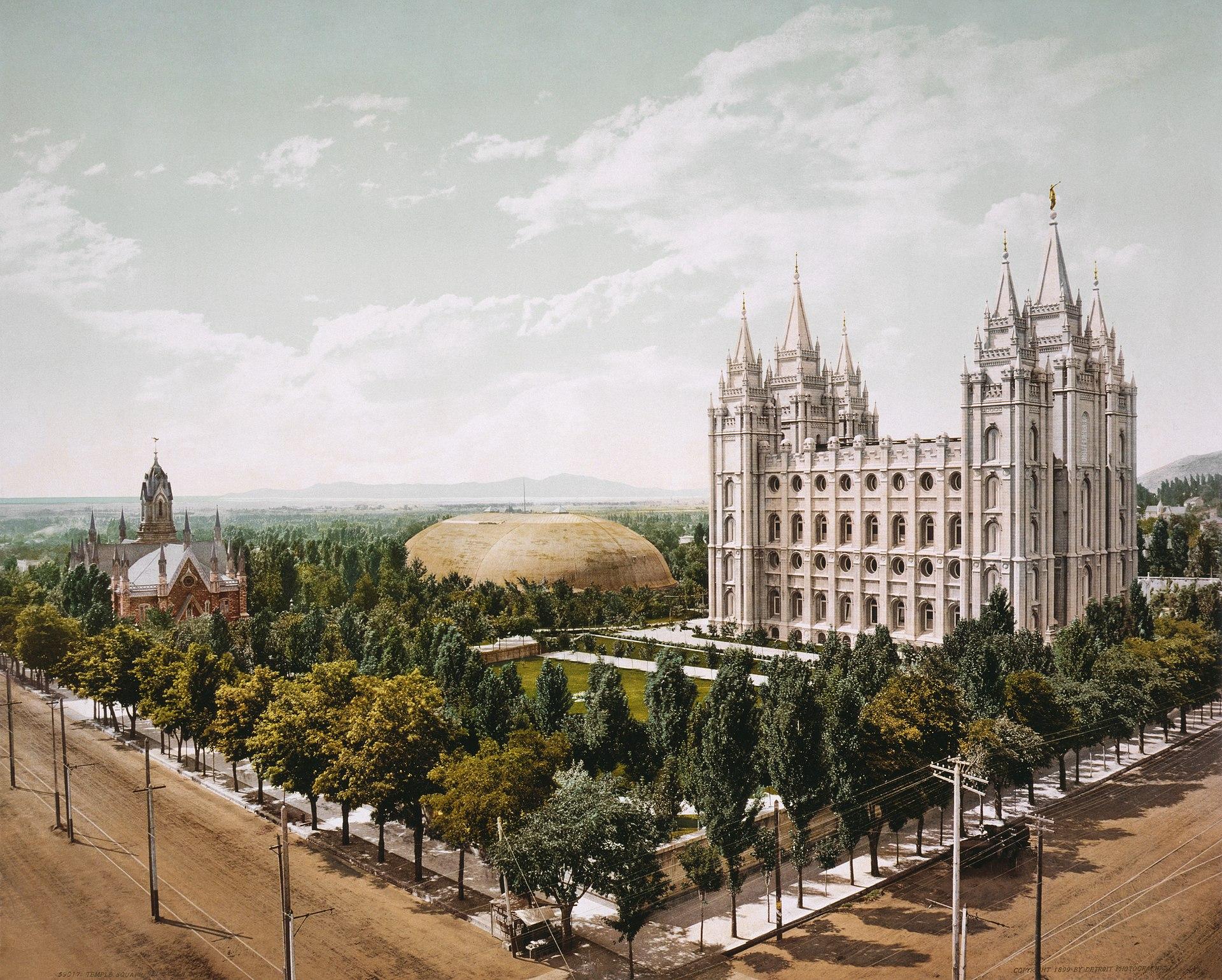 Salt Lake City Converntion Center