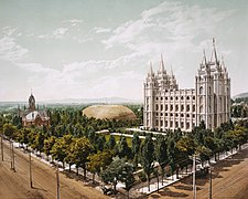 Temple Square, Salt Lake City, 1899 retouched.jpg