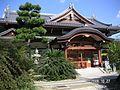 Temple of bush clover(Main shrine) - panoramio.jpg
