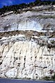 Tephra Layers at Ohope in New Zealand.jpg