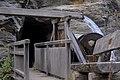Teufelsmühle mit Stolleneingang.JPG