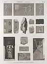 Thèbes. Hypogées. Sculptures, fragmens et détails coloriés (NYPL b14212718-1267975).jpg