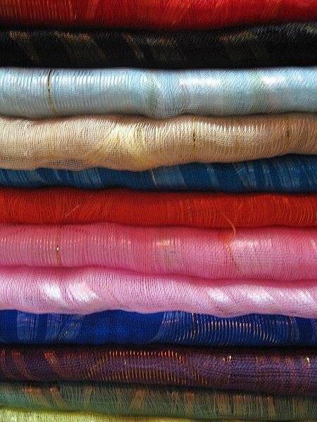 File:Thai silk.jpg