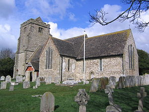 Thakeham - Image: Thakeham St Mary