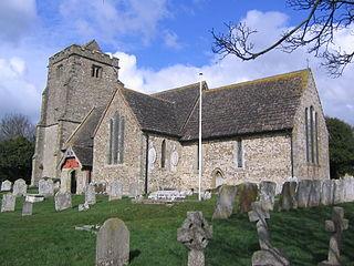 Thakeham village in the United Kingdom